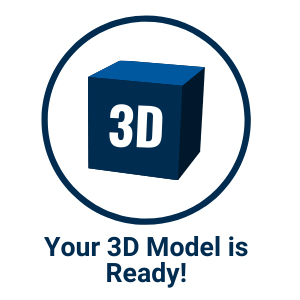 4 Your 3D Model Is Ready